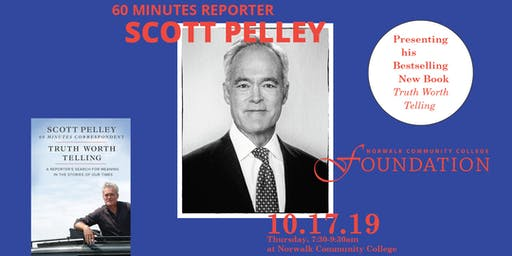 Scott Pelley author event and breakfast benefitting the NCC Foundation