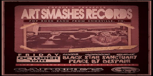 Art Smashes Records with Black Star Sanctuary and Peace By Despair