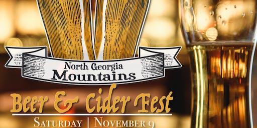 North Georgia Mountains Beer & Cider Fest 2019