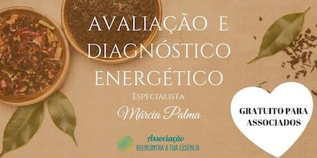 Avaliação e diagnóstico energético bilhetes
