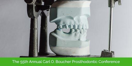 55th Annual Carl O. Boucher Prosthodontic Conference - Non-Member