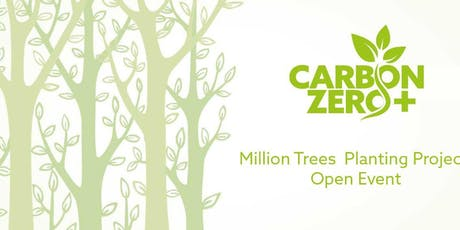 Million Trees Project Open Day tickets