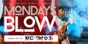 #MondaysBlow at Lavoo Lounge | Happy Hour and Monday...