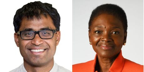 Oxfam CEO Danny Sriskandarajah in conversation with Valerie Amos tickets