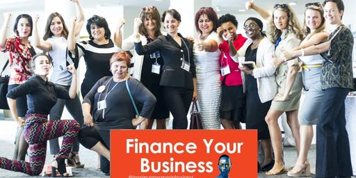 Financing Your Business. Networking & Educational Event.