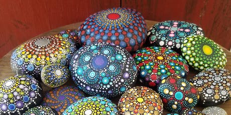 Dot Mandala Painting tickets