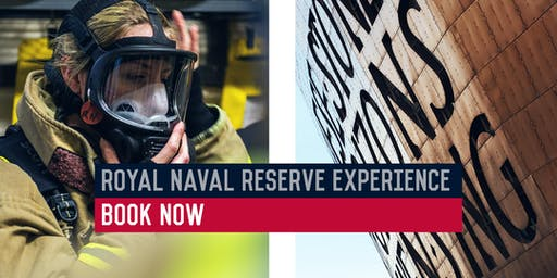 Royal Naval Reserve Experience - HMS Cambria, Cardiff -  27/11/2019