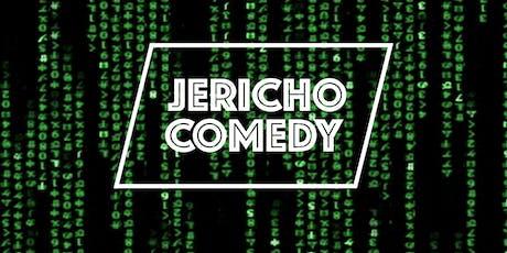 Jericho Comedy: AI, Future and Technology tickets