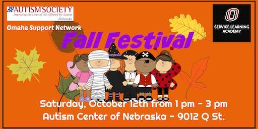 Autism Society Omaha's Fall Festival