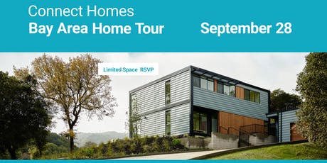 Connect Homes Bay Area Open House  tickets