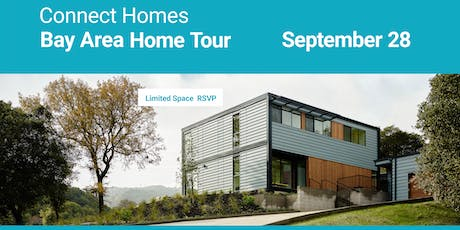 Connect Homes Bay Area Home Tour tickets