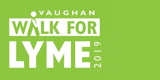 Vaughan Walk for Lyme 2019