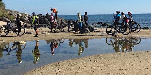 Escursione guidata in Mtb Marina-Osala