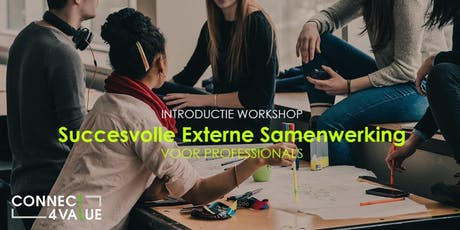 Succesvolle Externe Samenwerking voor Professionals - introductie workshop tickets