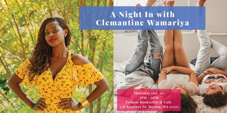 A Night in for Refugees with Clemantine Wamariya tickets