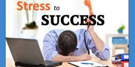 """From Stress to Success:  Bring Your """"A Game!"""" tickets"""