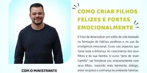 Como Criar Filhos Felizes e Fortes Emocionalmente