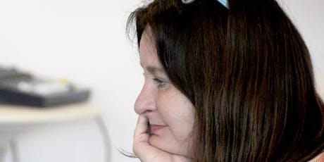 Encuentro con la escritora Helena Janeczeck entradas