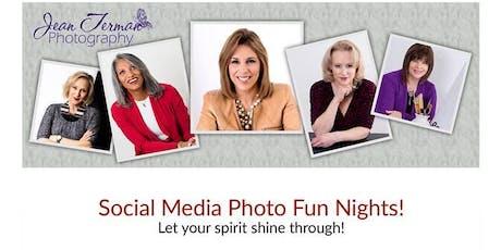 October 22nd Social Media Photo Event tickets