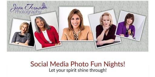 October 22nd Social Media Photo Event