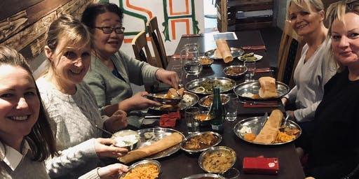 Vegan South Indian Cooking Experience