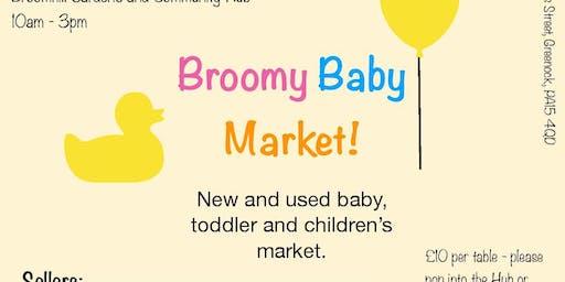 Broomy Baby Market