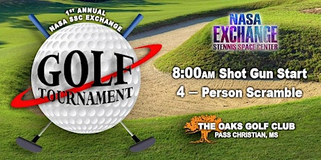 1st Annual NASA SSC Exchange Golf Tournament tickets