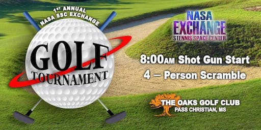 1st Annual NASA SSC Exchange Golf Tournament