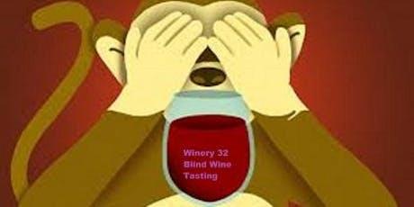 Blind Wine Tasting Class tickets