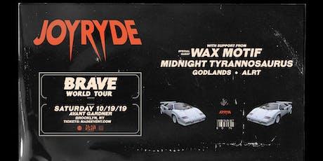JOYRYDE tickets