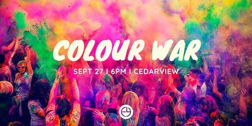 Colour War