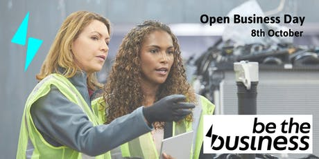 Open Business Day in Lancashire tickets