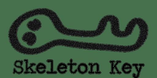 Skeleton Key's Halloween Fundraiser