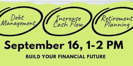 Free Financial Workshop tickets