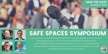 LDSB PIC Safe Spaces Symposium tickets