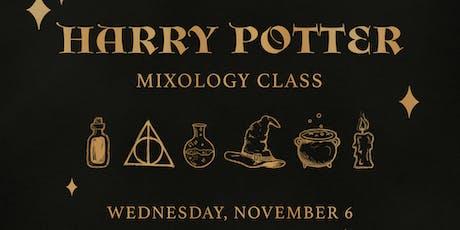 Kurant Mixology | Harry Potter tickets