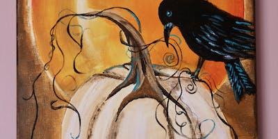 Pumpkin and Raven - BYOB