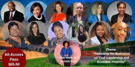 "VENDOR OPPORTUNITIES 2019 ""REIGNITE FLORIDA"" Leadership Summit tickets"