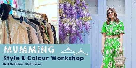 Mumming Style & Colour Workshop  tickets