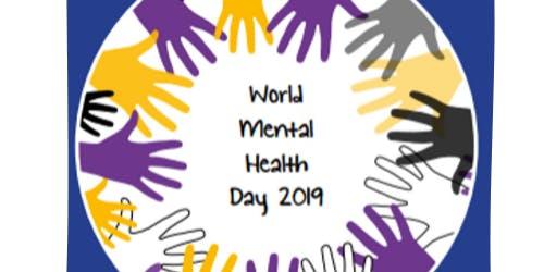 World Mental Health Day 2019: Let's Talk Suicide Prevention