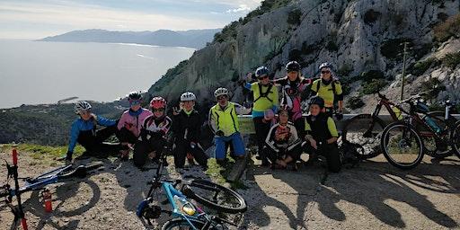 Escursione guidata in mtb a Cala Gonone