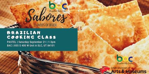 Brazilian Cooking Class (Pastel)