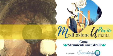 Meditazione Urbana Pavia biglietti