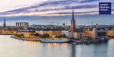 LBS Worldwide Alumni Celebration 2019 - Stockholm tickets