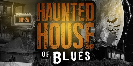 HAUNTED HOUSE OF BLUES - MEGA HALLOWEEN BASH ::: Sexiest Costume & Masquerade Ball in the City
