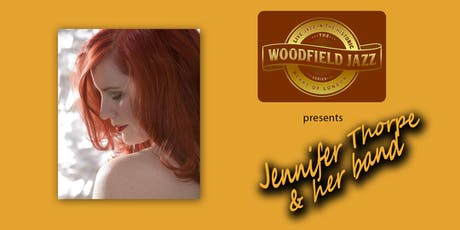 Jennifer Thorpe and her Band tickets