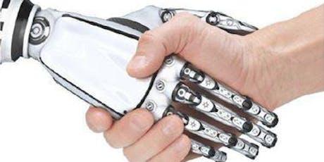 Autonomous Robotic Evolution-Newcastle and Disctrict Branch  tickets