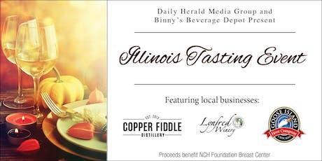 Binny's Illinois Tasting Event tickets