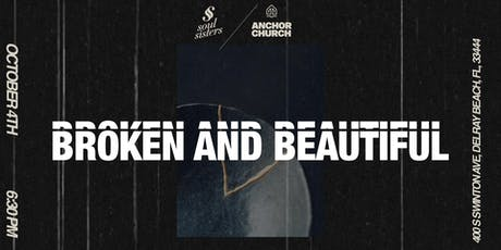 Soul Sisters Live: Broken and Beautiful tickets