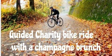Charity Bike Ride and Champagne Brunch for Brathay tickets